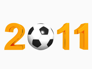 Football 2011 - Gold