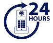 button hotline 24 h service