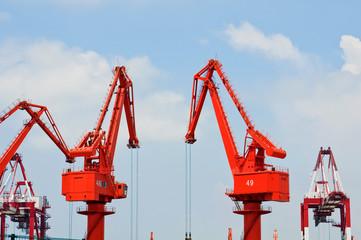 Pier Cranes