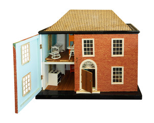 Antique Dolls House