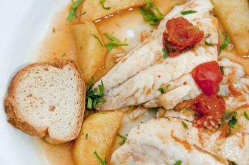 pesce in guazzetto V