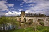 Puente de Frias (Burgos) poster