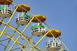 Grande roue au Luna Park sur la Corniche de Beyrouth