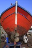 barca elica motore poster