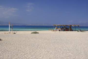 spiaggia krissi island