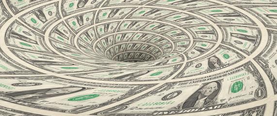 Dollar drain
