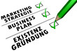 Marketingstrategie Businessplan Existenzgründung