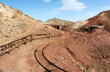 Fototapety Calico Ghost Town
