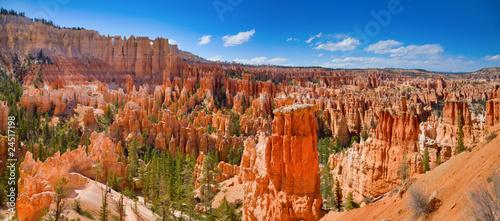 Leinwandbild Motiv Bryce Canyon