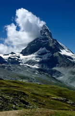 Matterhorn, Monte Cervino, Switzerland
