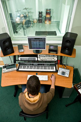 Professional studio