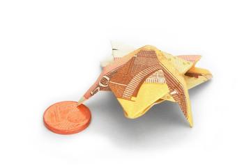 Euro Cent Kröten