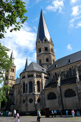 Minster - Bonn, Germany