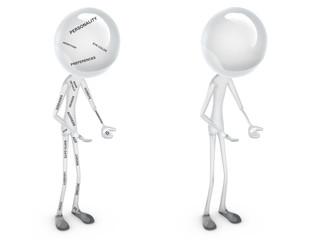 Mr Emotion V10.1a Transparent Human