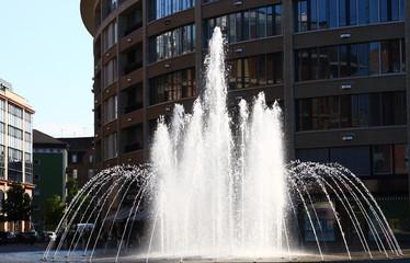 Springbrunnen  © Matthias Buehner