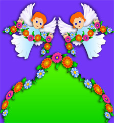 The Angels fly