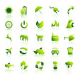 25 Eco iconset 2