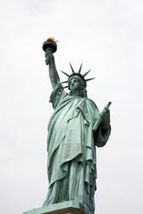 Liberate statue