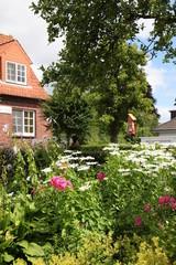 Toller Vorgarten