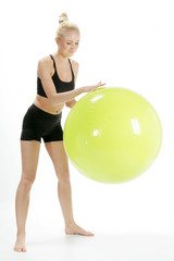 Fitness Swiss Ball