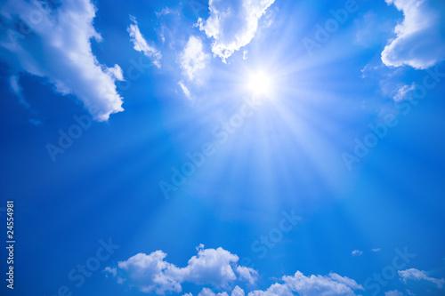 青空と太陽 - 24554981
