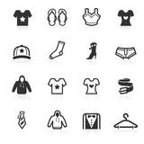 Fashion & Apparel Icons - minimo series poster