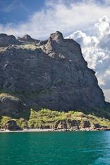 Kara Dag Mountain