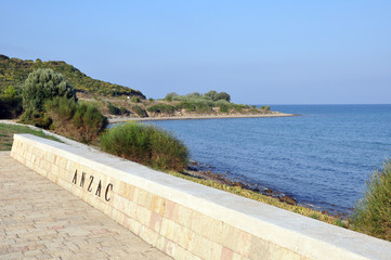 Gallipoli Anzac Cove 6