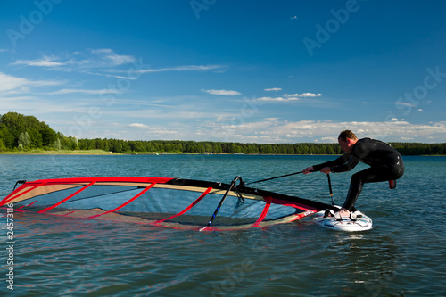 Windsurfing lessons - 24573116