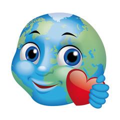 amour de la terre