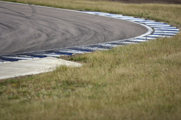 Race Track Corner