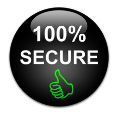 Black Button 100 Sicure
