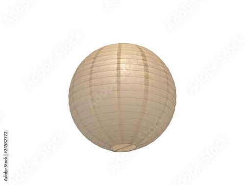 Round Paper Lantern Ball