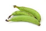 Three Plantain Bananas poster
