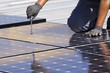 photovoltaic panels - 24594337
