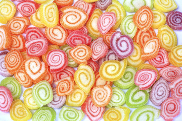 candy closeup