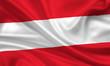 Flag of Austia Österreich Fahne Flagge