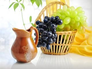 grape and pot