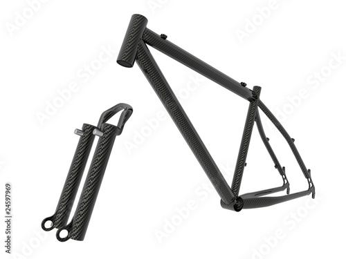 carbon fahrradrahmen