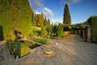Alhambra garden, Granada, Spain