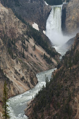 Yellowstone River Lower Canyon