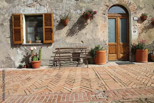 Tuscan lifestyle