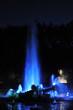 Leinwanddruck Bild - grandes eaux nocturnes