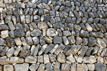 A Wall of Stones Arrays
