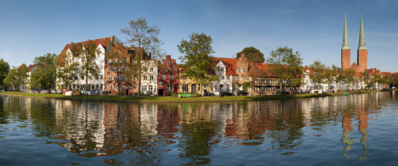Lübeck Panorama