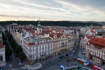 Praga Plaza Vieja V