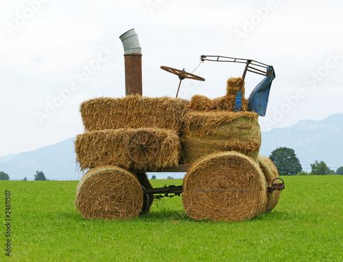 Biologische Landwirtschaft - Bio-Agriculture