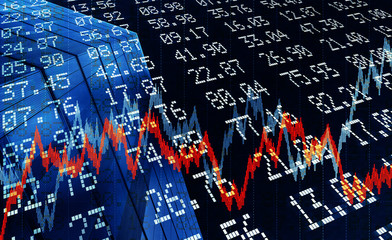 financial share price index