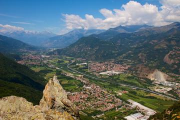 Valle di Susa (Piemonte), Italia