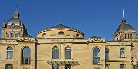 Historische Stadthalle Wuppertal ( erbaut 1896 bis 1898 )